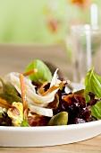 Insalata di capperoni (salad with capers, Italy)