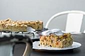 Torta di tonno (bread cake with tuna)