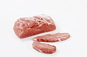Fresh veal sirloin