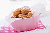 Fritule (Croatian vanilla doughnuts)