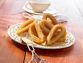 Churros (Spanish donuts)