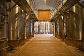 Weinproduktion im Weingut Chateau Lynch-Bages, Frankreich