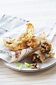 Fried won tons (Asia)