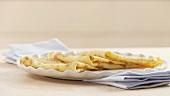 Folded pancakes