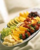 Platter of Fresh Fruit