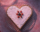 Heart-shaped Berry Chiffon