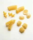 Uncooked, dried Pasta