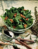 Arugula Salad with Bacon