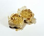 Two Bulbs of Roasted Garlic