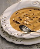 A Bowl of Crab Bisque