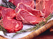 Assorted Cuts of Beef