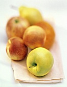 Fresh Assorted Fruit; Golden Delicious