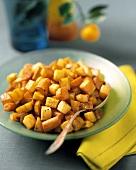 Roast Potatoes and Carrots