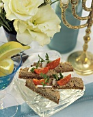 Chopped Liver Appetizers