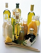 Salad Dressings and Oils