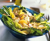 Citrus Salad with Radishes and Red Onions