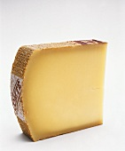 A Wedge of Comte Cheddar Cheese