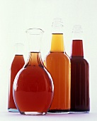 Various Fruit Vinegars