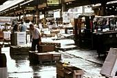 Fulton's Fish Market, NYC
