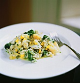 Vegetable Rice Dish