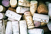 A Variety of Wine Corks