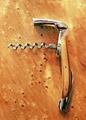 Hand-made Corkscrew