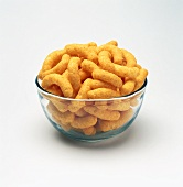 A Bowl of Cheese Curls