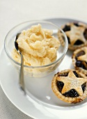 Mini Mince Pies with Brandy Butter