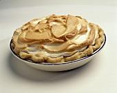 A Whole Lemon Meringue Pie