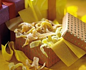 Candied ginger in Gift box