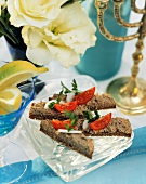 Chopped Liver Appetizer