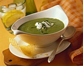 A Bowl of Split-Pea Soup