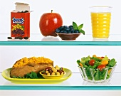Assorted Fruit and Vegetable Servings