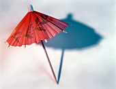 Pink Cocktail Umbrella