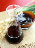 Soy Sauce with Green Onions