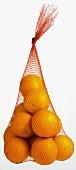 Oranges in a net