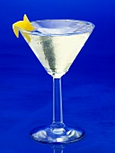 A Martini with a Lemon Twist