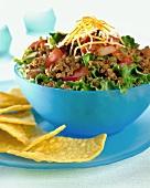 A Taco Salad