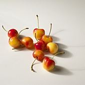 White Cherries