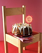 A Bake Sale Bundt Cake