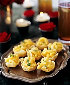 Macaroni and Cheese Hors d'oeuvres