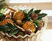Christmassy pot-pourri