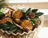 Christmassy pot-pourri