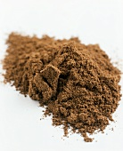 A heap of allspice, ground