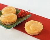 Frozen lemon tarts