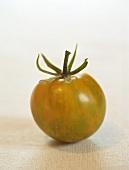 Tomato, variety: Green Zebra