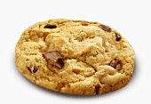A Chocolate Chunk and Macadamia Nut Cookie