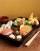 A Sushi Bento Box