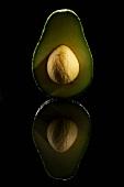 A Halved Avocado