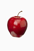 A Whole Red Delicious Apple